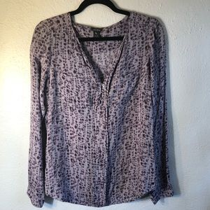 EDDIE BAUER long sleeve top Size Small